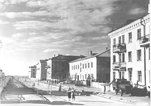 Улица коммунальная ныне ул горького